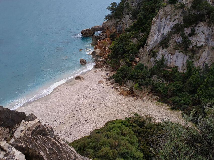 Cala Fuili - Sardinie