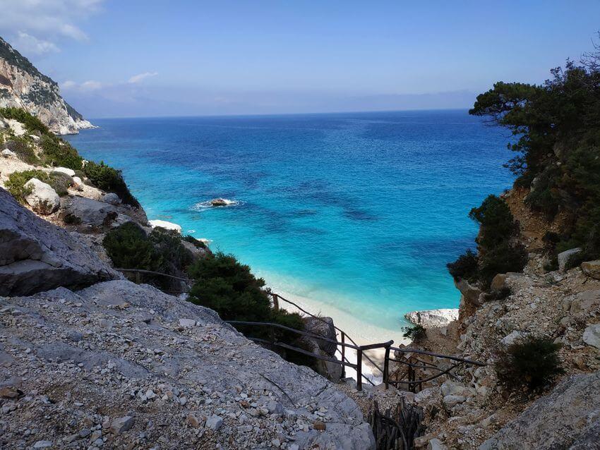 Cala Goloritze - Aguglia - Sardinie