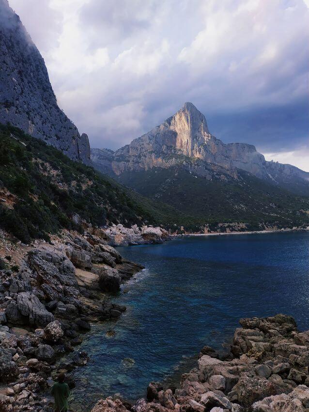 Pedra Longa - Sardinie