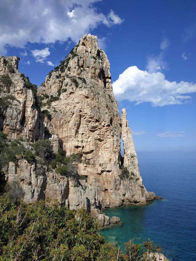 Pedra Longa - vez - Sardinie