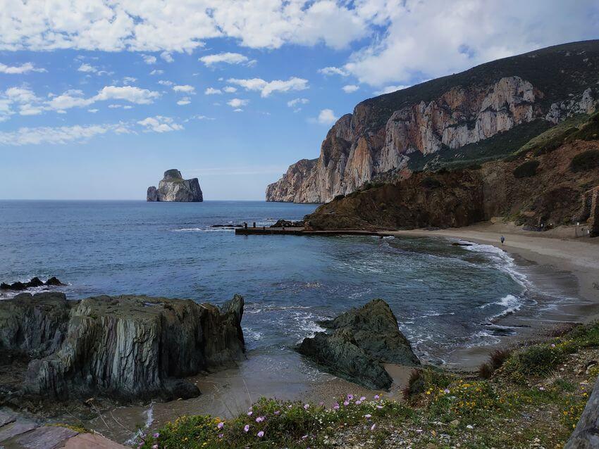 Porto Flavia - Sardinie