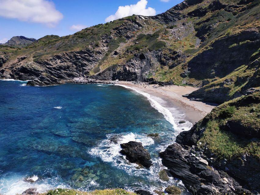 Porto Palmas - Argentiera - Sardinie