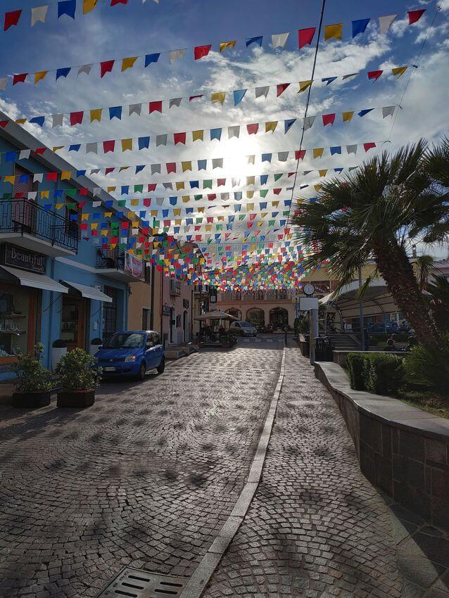 Pula - Nora - Sardinie