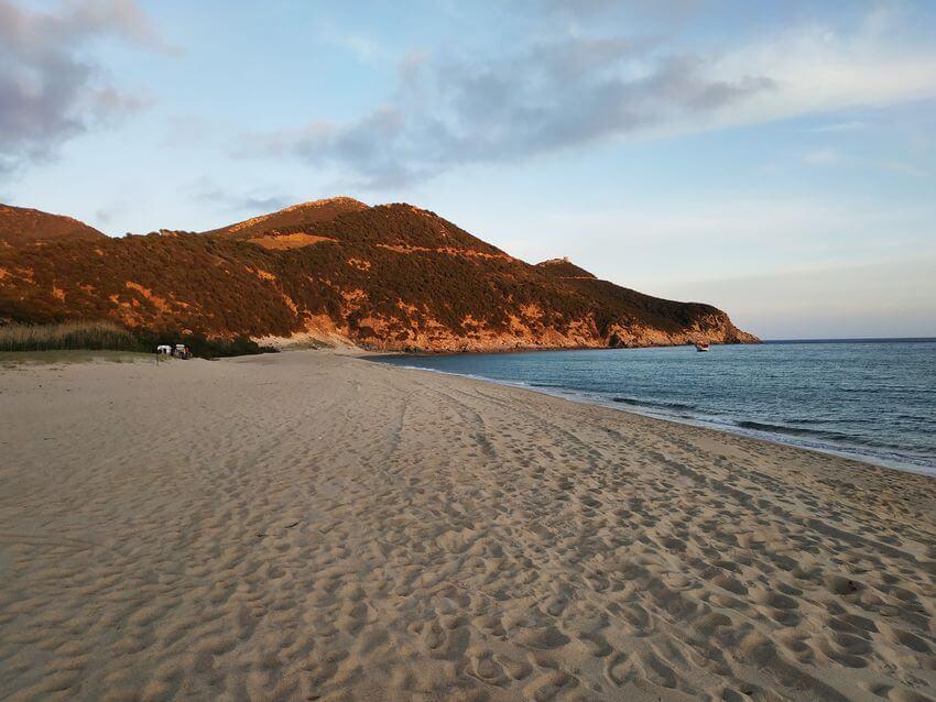 Solanas - Sardinie