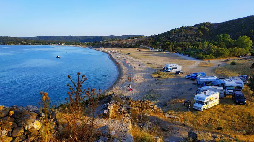 Sithonia Beach - Recko